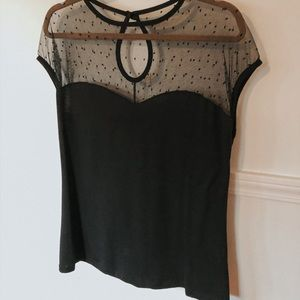 RockSteady Lace Top